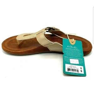 OluKai Shoes - NWT Olukai Womens Sandal Lanakila Flip Flop Thong